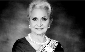 Waheeda Rehman Birthday - Seniors Today