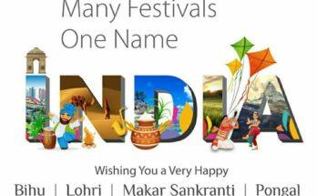 Wishing Bihu, Lohri Sankranti and Pongal