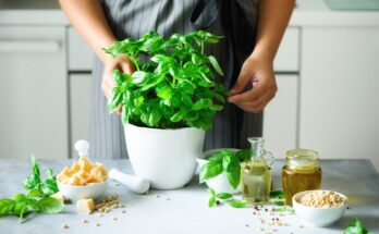5 Useful Herbs You Can Grow and Use at Home – Part 3