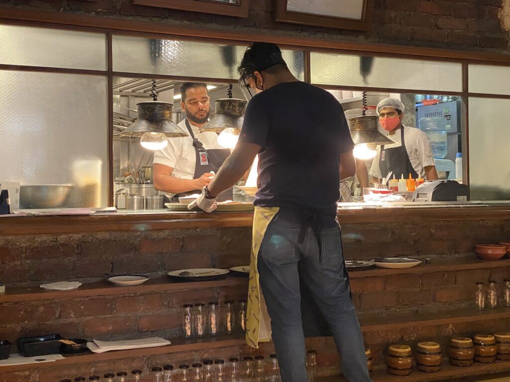 Restaurant Review The Bombay Canteen