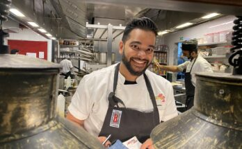 Chef Hussain Shahzad - The Bombay Canteen