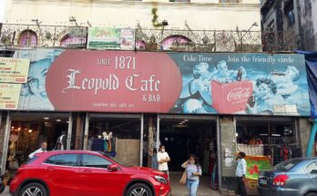 The Legendary Leopold Café - Cover Image