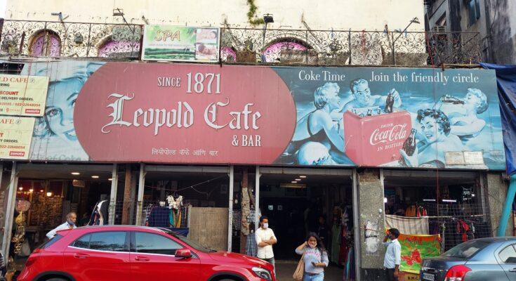 The Legendary Leopold Café - Cover Image