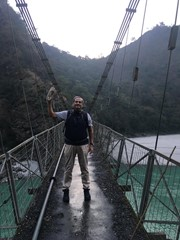 Ajay trekking