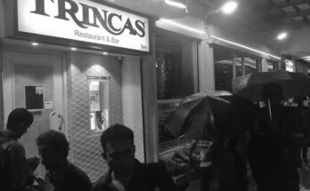 Trincas and the Calcutta of the '60s