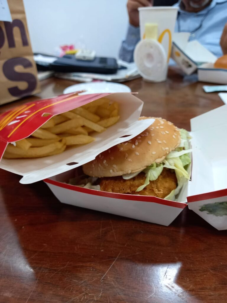 Mc - Donald Review by Vickram Sethi for Seniors Today