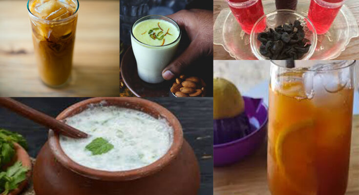 5 Cool & Easy Drinks from Your Kitchen Pantry - Seniors Today