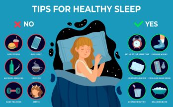 6 Ways to Improve Your Sleeping Habits - Seniors Today