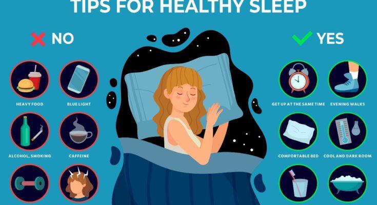 6 Ways to Improve Your Sleeping Habits - Seniors Today