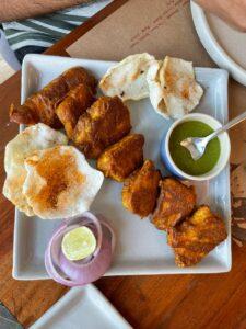 Amritsari Style fish & Chips
