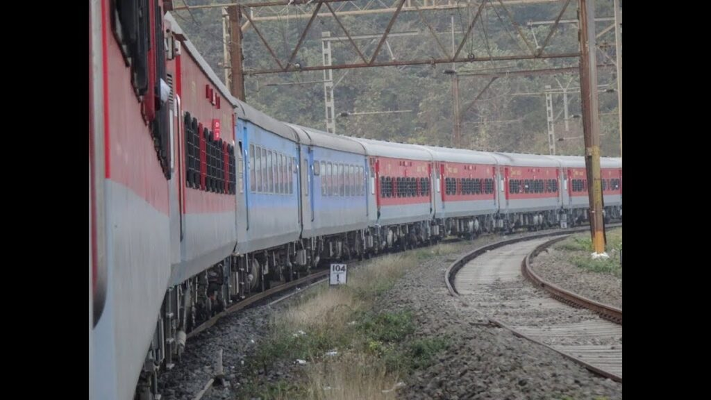 Indrayani Express from Pune