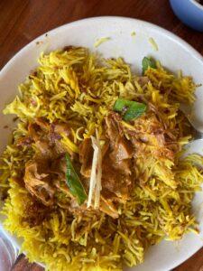 Kathal Basmati Rice Biryani