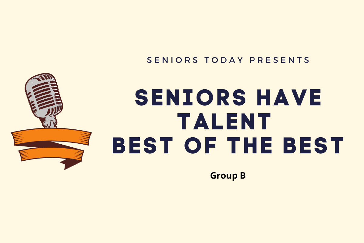 Seniors Have Talent – Best of Best of Seasons 1, 2 & 3 – Group B