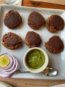 Shikampuri Shammi Kebabs (Mutton)