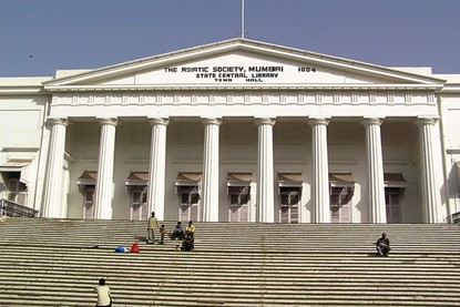 The Asiatic Library, which Bal Mundkur helped to restore