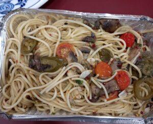 Spaghetti Aglio- Olio