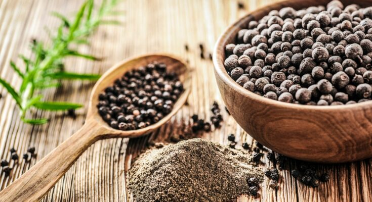 9 Less Known Health Benefits of Black Pepper
