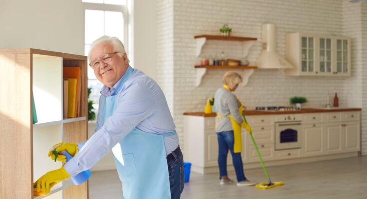 Clean up while You are Locked Down at Home - Seniors Today