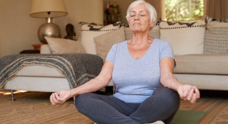 Meditate to Lighten Your Yolk - Seniors Today