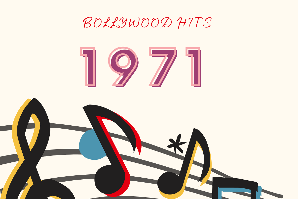 10 Great Bollywood Songs from 1971