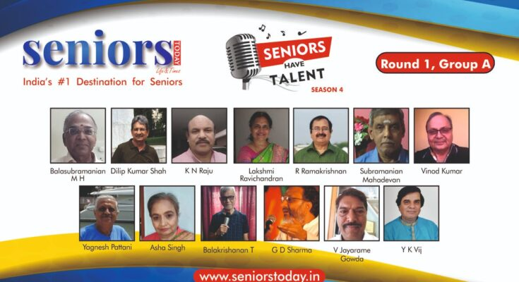 Seniors Have Talent Season 4 Group A