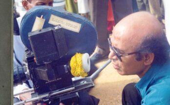 Buddhadeb Dasgupta Pic Swarup Dutta Parallel Cinema