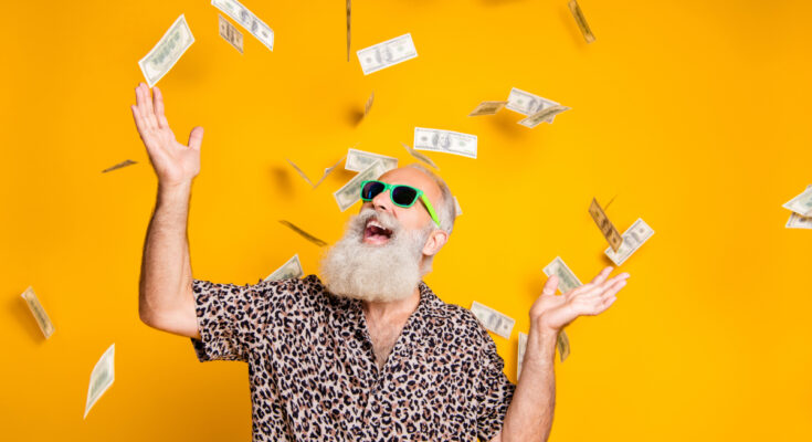 Is Money Funny In This World - Seniors Today