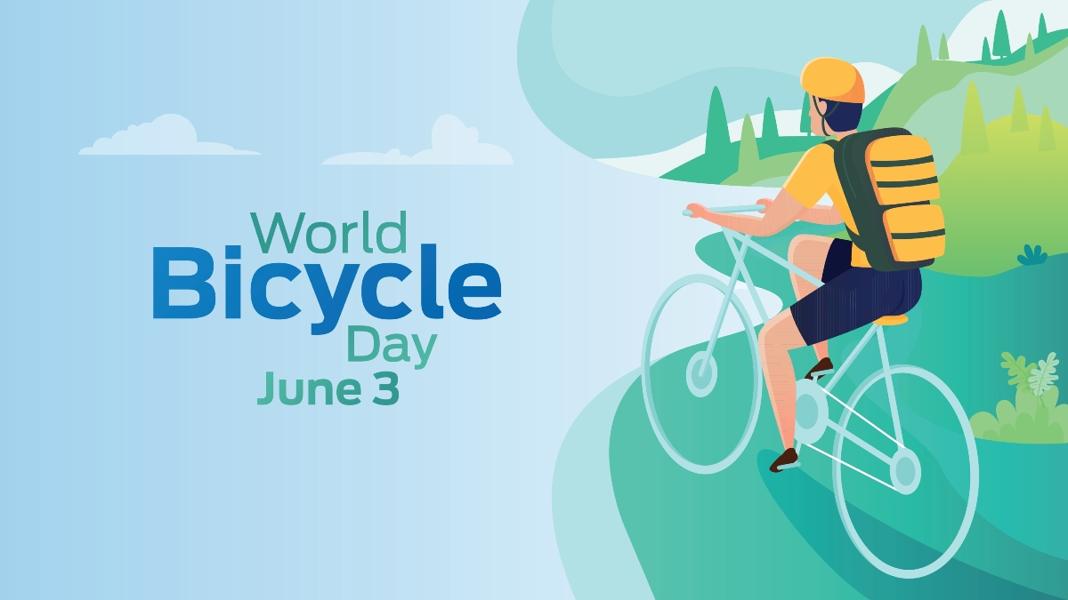 It's Never Too Late To Cycle - World Bicycle Day 2021 - Seniors Today