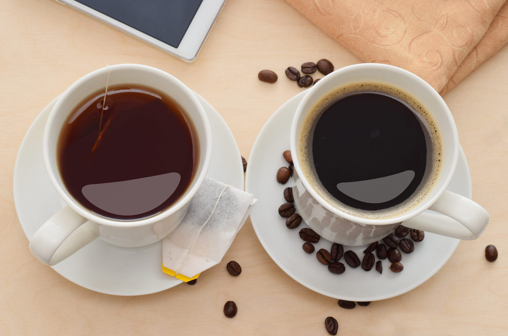 09 Instead of regular milky sugary tea and coffee, try the black variants - Seniors Today
