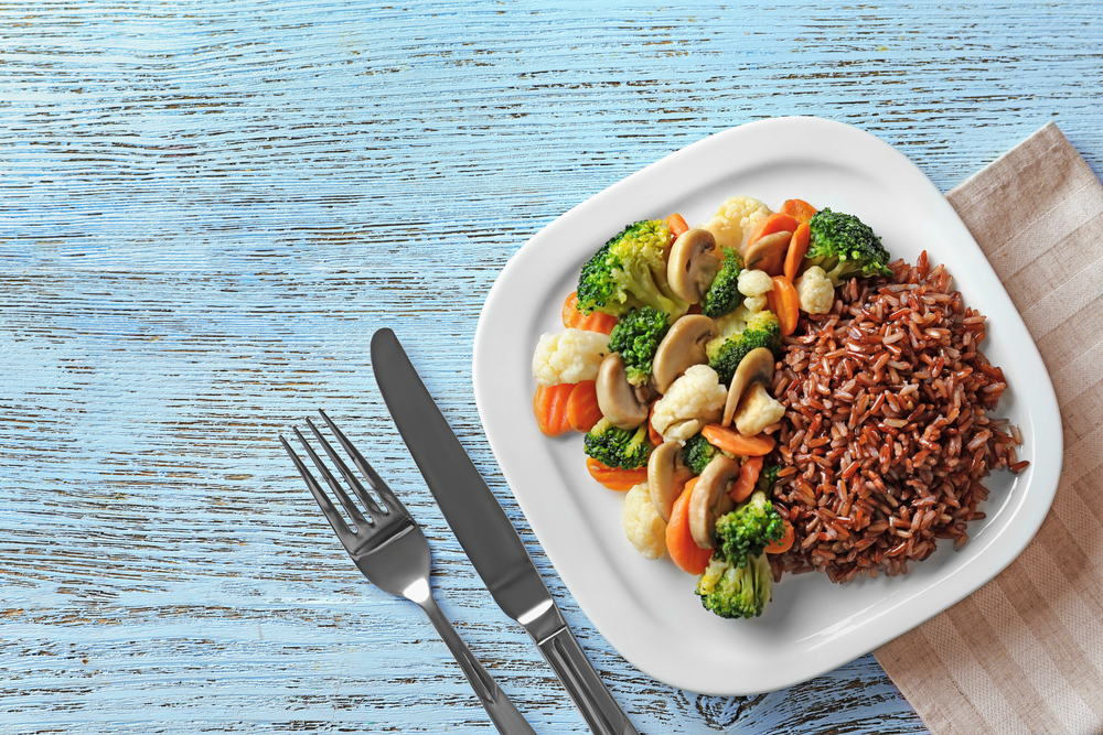 1. Eat brown or red rice instead of white rice - Seniors Today