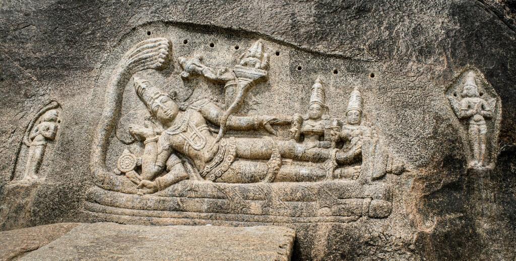 11_Reclining Vishnu_1