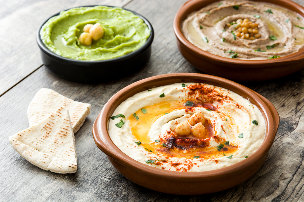 14 Hummus or cottage cheese dips instead of cheese or sour cream dips - Seniors Today