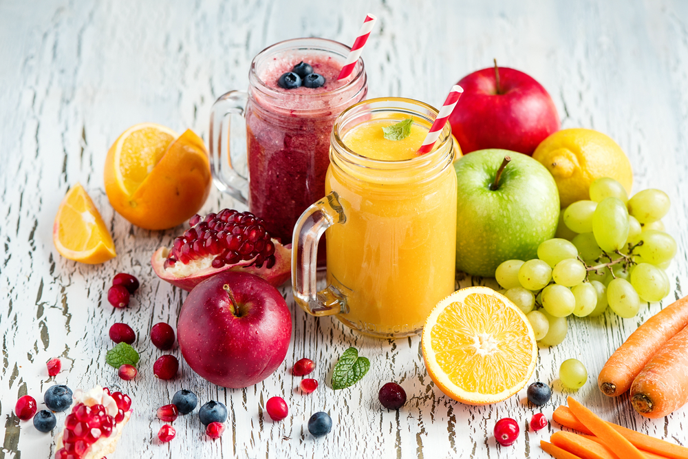 15. Replace canned and packaged fruit drinks with freshly squeezed juices- Seniors Today