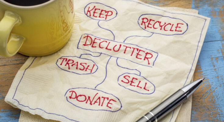 Declutter – Save & Get Rich - Seniors Today