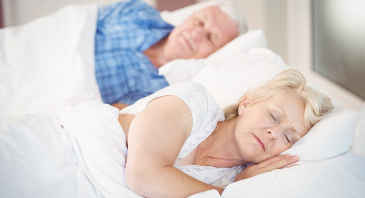 The Importance of Deep Sleep - Cover Image Seniors Today