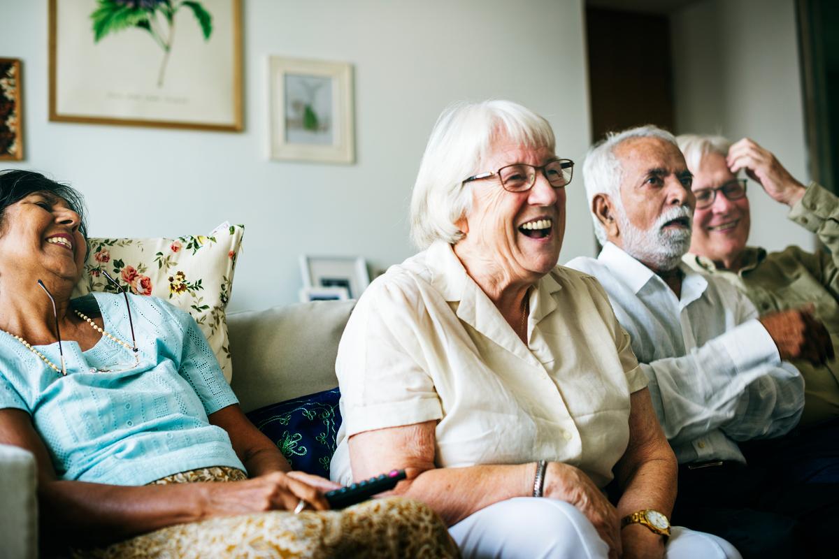 Thursday Tales - Seniors Today