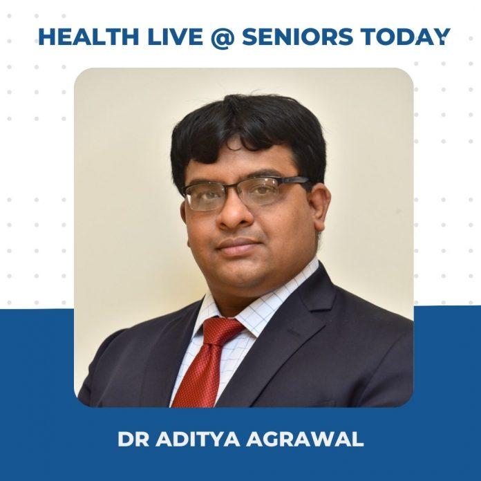 Dr Aditya Agrawal - Health Webinar Takeaways Seniors Today