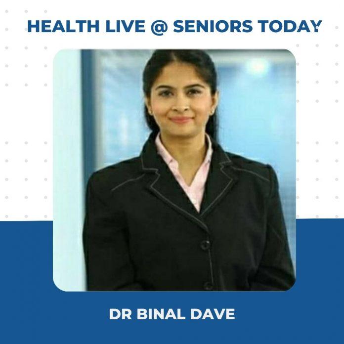 Dr Binal Dave - Health Webinar Takeaways Seniors Today