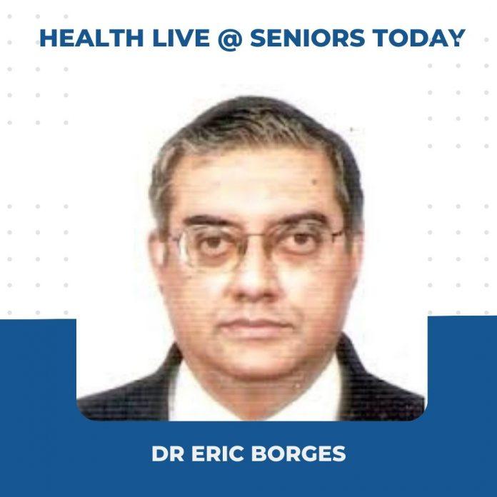 Dr Eric Borges - Health Webinar Takeaways Seniors Today