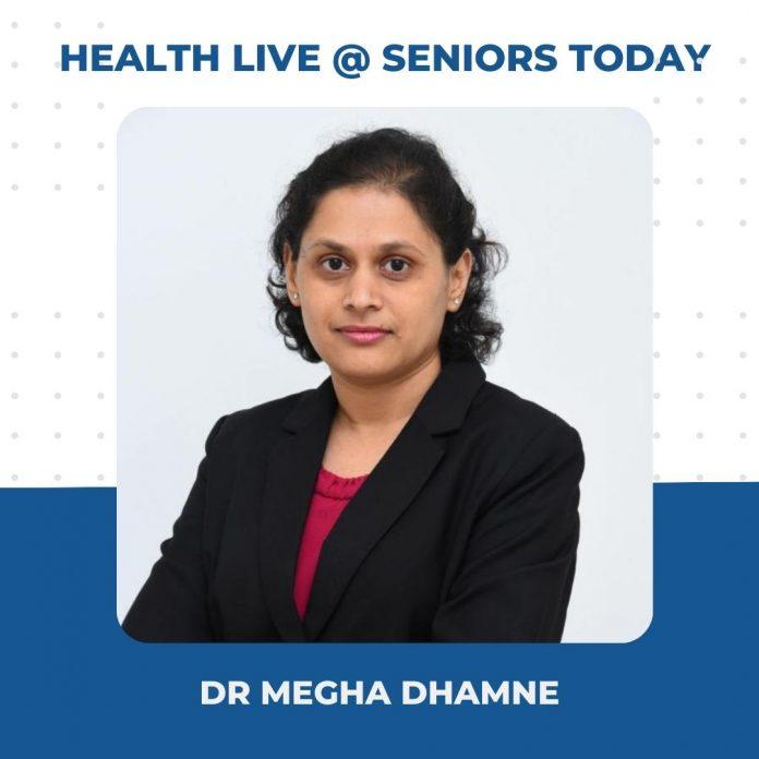 Dr Megha Dhamne - Health Webinar Takeaways Seniors Today