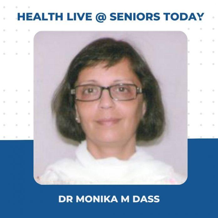 Dr Monika M Dass - Health Webinar Takeaways Seniors Today