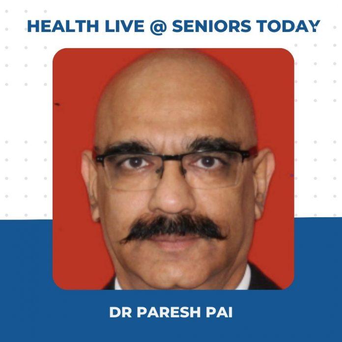 Dr Paresh Pai - Health Webinar Takeaways Seniors Today