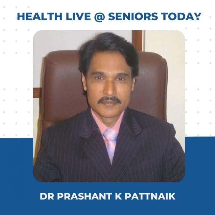 Dr Prashant K Pattnaik - Health Webinar Takeaways Seniors Today