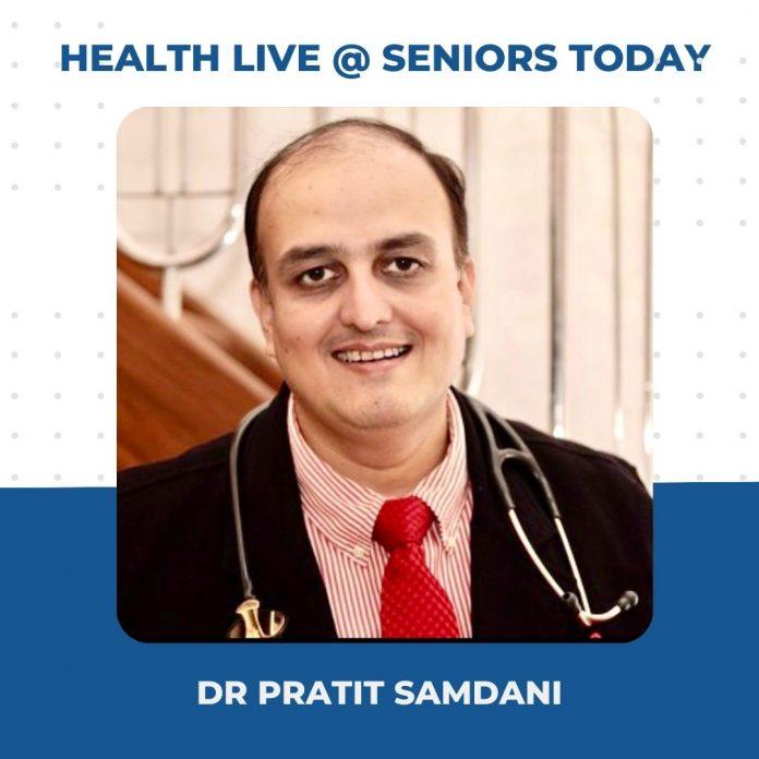 Dr Pratit Samdani - Health Webinar Takeaways Seniors Today