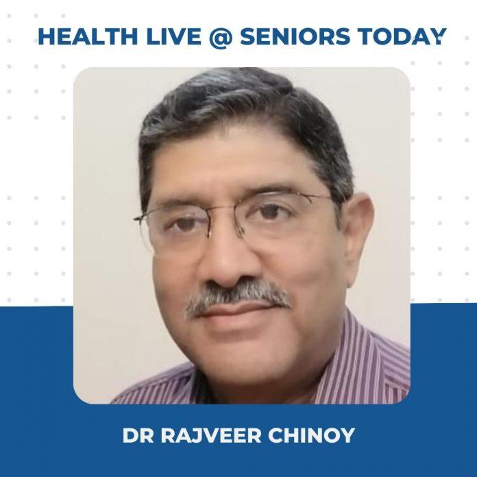 Dr Rajveer Chinoy - Health Webinar Takeaways Seniors Today