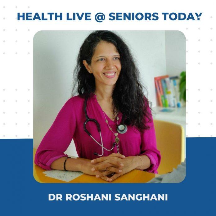 Dr Roshani Sanghani - Health Webinar Takeaways Seniors Today