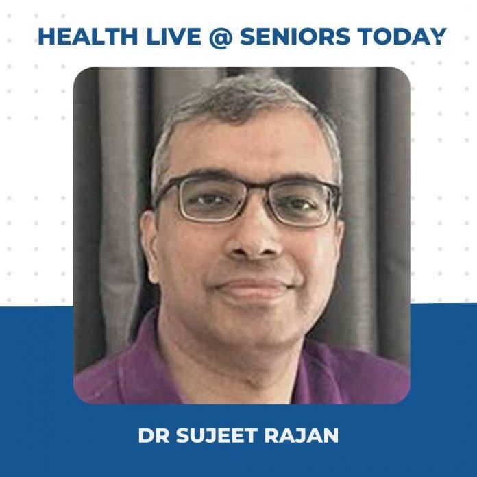 Dr Sujeet Rajan - Health Webinar Takeaways Seniors Today