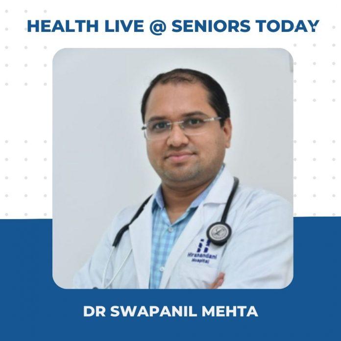 Dr Swapanil Mehta - Health Webinar Takeaways Seniors Today