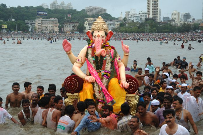 Fafda Files Ganesh Chaturthi and Visarjan - Seniors Today