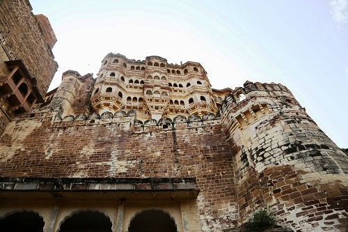 Travelling through North West Rajasthan
